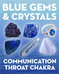 Light Blue Gemstone What Do Blue Gemstones Crystals Mean Beadage