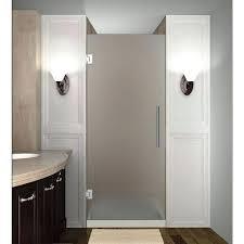 24 frameless shower door door inch shower door luxury in x in 24 frameless glass shower