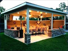patio tv ideas