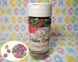 Marbled Eggs 28 Oz Edible Confetti Sprinkles Cake Pops Cupcake