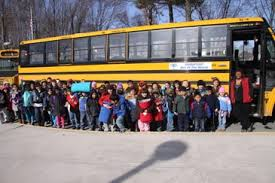 Brookside Elementary School Bus of the Month | Milford, MA Patch