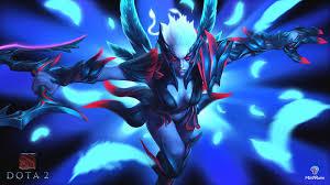 vengeful spirit dota 2 set dark thro wallpaper 10622