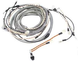 farmall tractor wiring harness from restoration supply tractor parts our complete reproduction wiring harnesses are hand made one at a time in the united states using cotton braided wire color coded to look exactly like the