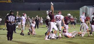 Image result for andalusia vs ums wright football 2017
