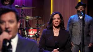 Kamala Harris Slow Jams the News With Jimmy Fallon