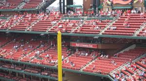 Busch Stadium Bank Of America Club Seating Chart St Louis Cardinals Club Seating At Busch Stadium