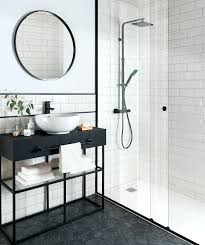 How to grout bathroom tile Subway Tile Bathroom Grey And White Tiles Metro White Tile Bathroom White Tile Gray Grout Bathroom Tiles Black Comoreconquistaroexinfo Bathroom Grey And White Tiles Metro White Tile Bathroom White Tile