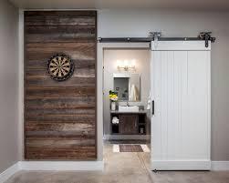 Accent Wall Bathroom Wood Accent Wall Bathroom