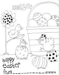 If you don't see a coloring page or category that you want, please take a moment to let us know what you are looking for. The Cutest Free Easter Coloring Pages Skip To My Lou