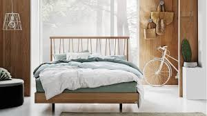 Spindle Bed Frame | Domayne | Non Toxic Beds | Spindle bed, Bed ...