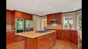 Cherry Wood Kitchen Cabinets Ashtonizing Cherry Wood Kitchen Cabinets Youtube