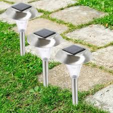 Outdoor Lighting Equipment  EBayGarden Solar Lights For Sale