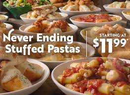 olive garden endless stuffed pasta 11
