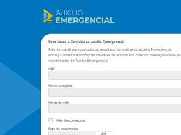 Auxílio Emergencial 2021: Como saber se vou receber o benefício - Dica App  do Dia