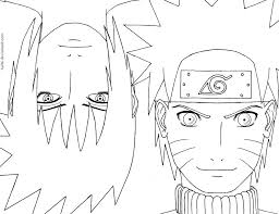 Naruto Coloring Pages Best Free Coloring Pages Site