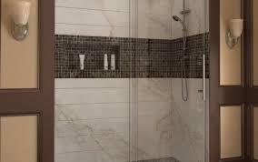 depot doors seal door frameless sweep bathtubs handles custom home glass falls tempered menards shower frosted