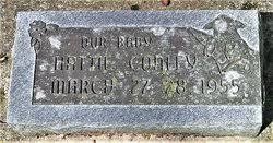 Hattie Conley (1955-1955) - Find A Grave Memorial