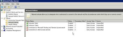 Ge Remote Access Configuring Microsoft Nps For Aerohive 8021x Authentication In
