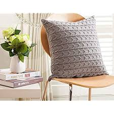 Oversized Throw Pillow Covers