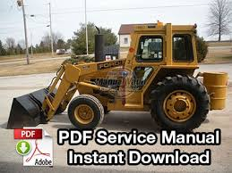 ford 345c 445c 545c tractor loader service manual manual vault ford 345c 445c 545c tractor loader service manual