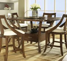 Pub Height Kitchen Table Sets Fresh Idea To Design Your Adelson Chocolate 5 Pc Counter Height