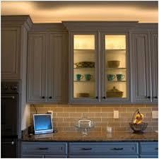 Under cabinet led lights kitchen unique led lighting above cabinet