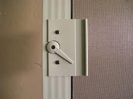 replacing sliding screen door lock saudireiki throughout peachtree sliding patio screen keeper and latch replacement hardware