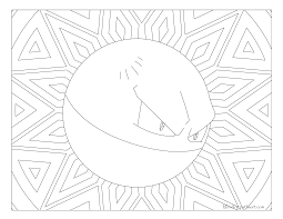 Small Picture 100 Voltorb Pokemon Coloring Page Windingpathsartcom