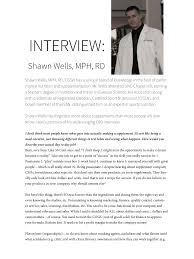 shawnwells interview part