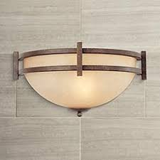 asian bathroom lighting. Oak Valley Collection 14 1/2\ Asian Bathroom Lighting