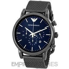 Наручные <b>часы Emporio Armani</b> Luigi для мужчин - огромный ...