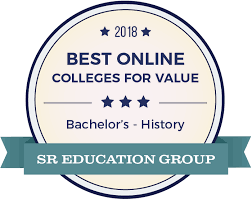 2018 Best Online Colleges For History Degrees