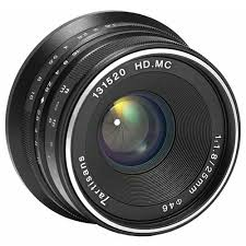 8 отзывов о товаре <b>Объектив 7artisans 25mm f/1.8</b> Sony E