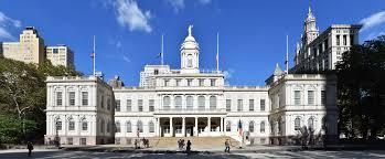 Hôtel de ville de New York