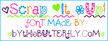 The font contains characters from the following unicode character ranges: Scrapitup Font Bythebutterfly Fontspace