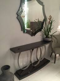 console table. Console Table A