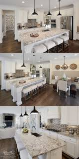 We Infused Layers Of White And Neutrals To Add This Rustic Farmhouse  Kitchen Family Rooms. Visit Www.actuallyashleyblogs.com See More ... Pinterest
