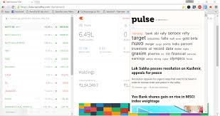 Zerodha Kite Chart Chrome Extensions For Kite And Pulse Z Connect By Zerodha