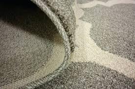 12 16 area rugs unique loom trellis collection lattice dark gray home rug x