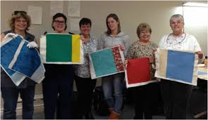Teaching - QUILTINGINTHELOFT & Free Motion Quilting Workshop at Simcoe Sew and Quilt, Barrie, Ontario Adamdwight.com