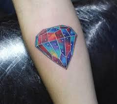 Diamond Tattoo 100 Nápadů Na Fotografie Náčrtky Hodnoty Pro