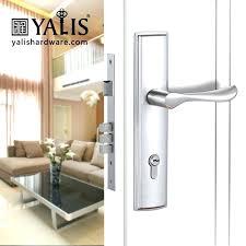 Types Of Front Door Locks Front Door Handle With Lock Interesting