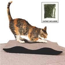 cat scratcher lounge. Paw Essentials Cardboard Cat Scratcher Lounge With Catnip L