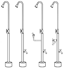 we have a wide selection of showers well designed residential or commercial setting showers can be found on yachts cruise ships residential commercial