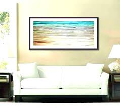 wall arts horizontal wall art large framed decorating tips long ideas try