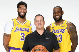 Frank Vogel Says Lakers Are Coolest Organization In The Nba