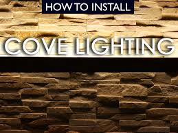 how to install cove lighting. How To Install Cove Lighting G