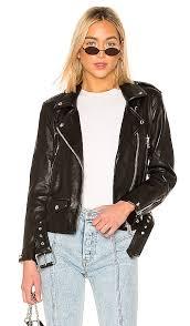 annina biker jacket