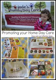 Ideas For Promoting And Advertising A Home Day Care Business The
