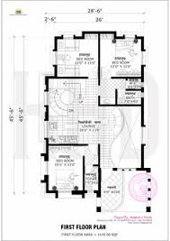 house plan for 30 feet by 40 feet plot (plot size 133 square yards Cost Of House Plan In Nigeria 2365 square feet, 3 bedroom flat roof style house with free floor plan by bhagwan cost of drawing a house plan in nigeria